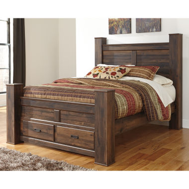 jcpenney.com | Signature Design by Ashley® Quinden Storage Bed