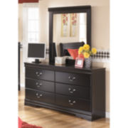 Signature Design by Ashley® Huey Vineyard Dresser and Mirror