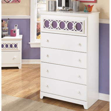 jcpenney.com | Signature Design by Ashley® Zayley 5-Drawer Chest