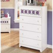 Signature Design by Ashley® Zayley Five Drawer Chest
