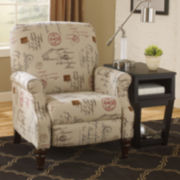 Signature Design by Ashley® Placido High-Leg Recliner
