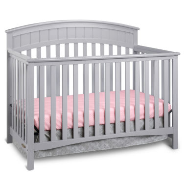 jcpenney.com | Graco® Charleston 4-In-1 Convertible Crib