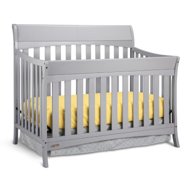 jcpenney.com | Graco® Rory 5-In-1 Convertible Crib