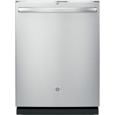 jcpenney.com | GE Profile™ Stainless Steel Interior Dishwasher with Hidden Controls