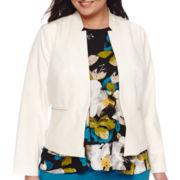 Worthington® Notched Collar Jacket - Plus