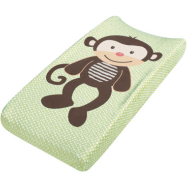jcpenney.com | Summer Infant® Plush Pals Changing Pad Cover - Monkey