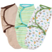 Summer Infant® 3-pk. SwaddleMe® - Mom and Baby