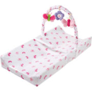 Summer Infant® Change n' Play Changing Pad w/ Toybar - Flutter Flower