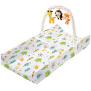 Summer Infant® Change n' Play Changing Pad w/ Toybar - Safari