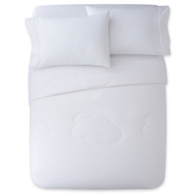 jcpenney.com | Cottonloft® Medium-Warmth Cotton-Filled Down-Alternative Comforter