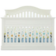 Savanna Tori Convertible Crib - Off White