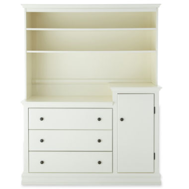 jcpenney.com | Savanna Tori Changing Table - Off White