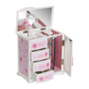 Mele & Co. Kelly Ballerina Girls Jewelry Box