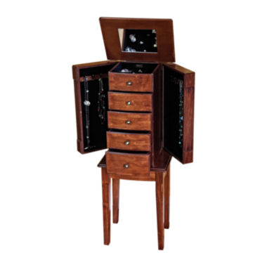 jcpenney.com | Mele & Co. Addison Jewelry Armoire