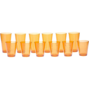 jcpenney.com | Certified International 12-pc. Acrylic Drinkware Set