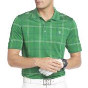 IZOD® Golf Jacquard Polo
