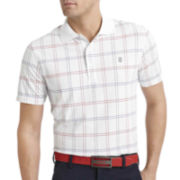 IZOD® Golf Jacquard Polo