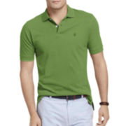 IZOD® Short-Sleeve Heritage Piqué Polo Shirt