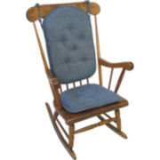 Raindrops Gripper® 2-Piece Rocker Chair Cushion Set