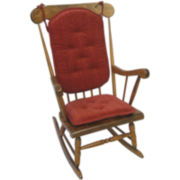 Polar Gripper® 2-Piece Rocker Chair Cushion Set