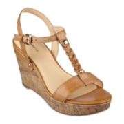 Liz Claiborne® Konnie Wedge Sandals