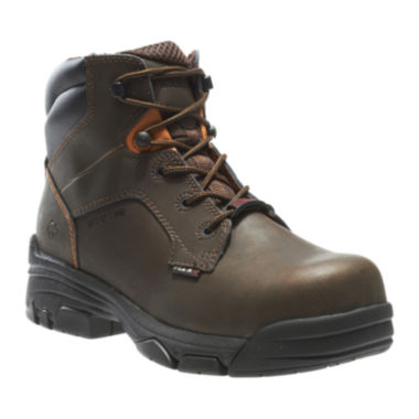 jcpenney.com | Wolverine® Merlin Mens Composite-Toe Waterproof Work Boots