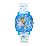 Disney Cinderella Kids Silicone Strap Watch