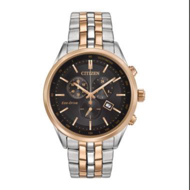 jcpenney.com | Citizen® Eco-Drive® Mens Chronograph Watch AT2146-59E