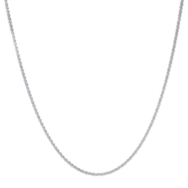 "jcpenney.com | Silver-Plated 18"" Rolo Chain"