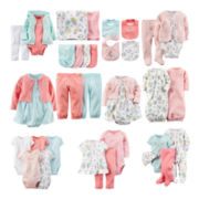 Carter's® Botanical Baby Essentials Collection - Girls