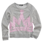 Disney Descendants Rhinestone Sweatshirt - Girls 7-16