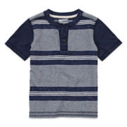 Arizona Henley Tee - Preschool Boys 4-7