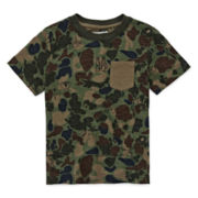 Arizona Camo Pocket Tee - Preschool Boys 4-7