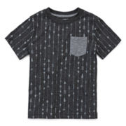 Arizona Print Pocket Tee - Preschool Boys 4-7