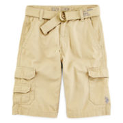U.S. Polo Assn.® Ripstop Cargo Shorts - Boys 8-18