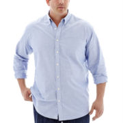 The Foundry Supply Co.™ Easy-Care Oxford Shirt - Big & Tall