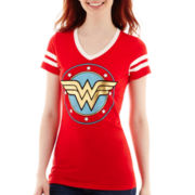 Wonder Woman™ Short-Sleeve Graphic T-Shirt