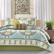 Madison Park Bali Medallion 7-pc. Comforter Set