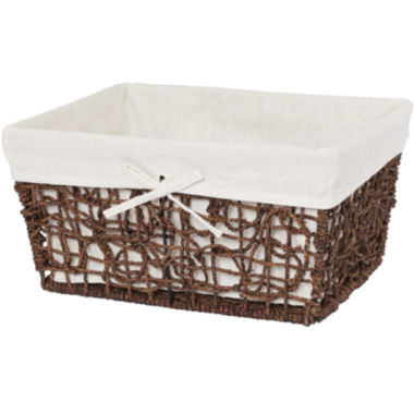 jcpenney.com | Creative Bath™ Directions Storage Basket