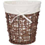 Creative Bath™ Directions Wastebasket