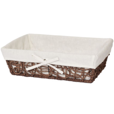 jcpenney.com | Creative Bath™ Directions Vanity Basket
