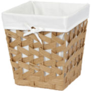 Creative Bath™ Crossways Wastebasket