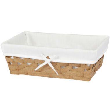 jcpenney.com | Creative Bath™ Crossways Vanity Basket