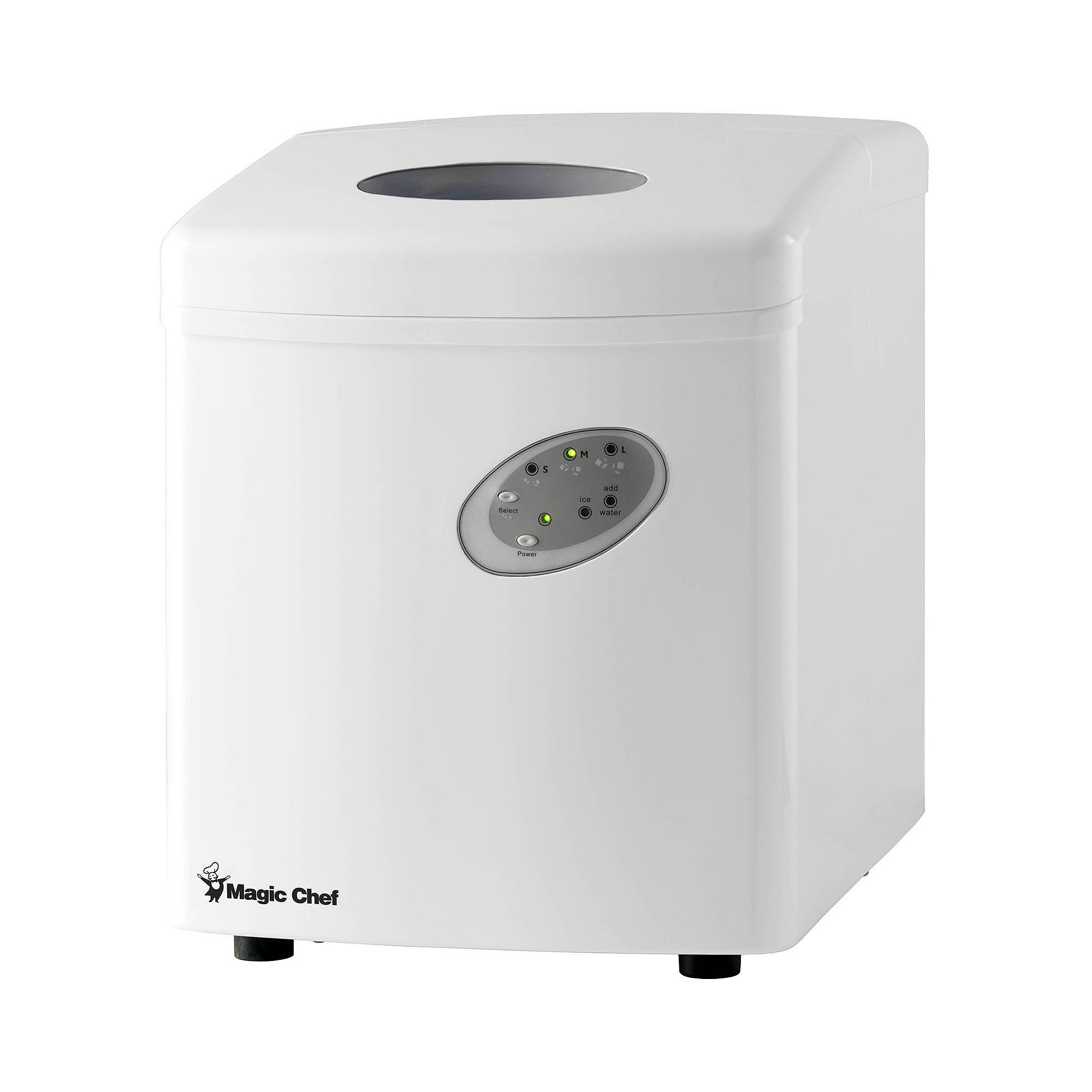 Countertop Ice Machine Target : chef 27 lb countertop ice maker magic chef 27 lb countertop ice maker ...