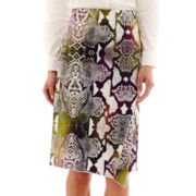 Worthington® Envelope Pencil Skirt - Petite