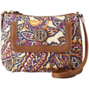 Relic® Bleeker Mini Flap Shoulder Bag