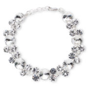 Vieste® Crystal Bubble Bracelet