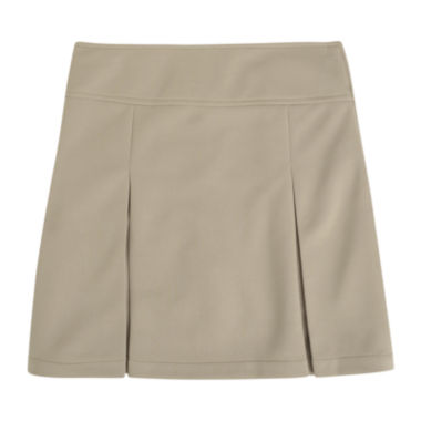jcpenney.com | French Toast® Kick-Pleat Scooter-Skirt- Girls 7-20 and Plus