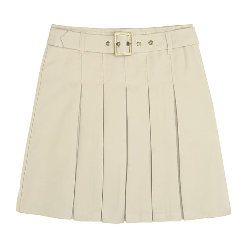 French Toast® Buckle Scooter Skirt - Girls 7-20 and Plus
