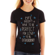 The Fault in Our Stars Short-Sleeve Graphic Tee